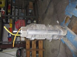 Weil 2 Stainless Submersible Pump 717645j Mod W 1601ss 12 316ss 460v Used