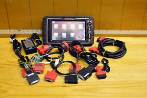 Snap On Modis Edge Eems341 Car Scanner Diagnostic Tool Cables 17 2 Pre Owned