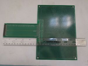 Pcmcia Proto extender Bread Board Surface Mount Ic 2 Sided Us Seller