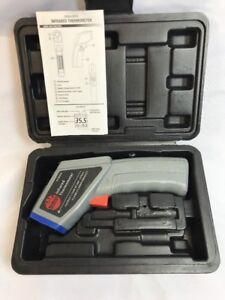 Mac Tools Infrared Thermometer Ac52224 W Laser