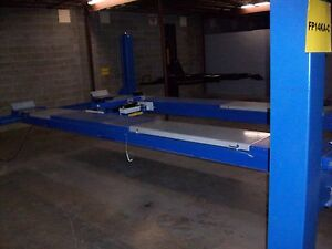 New 14k 14000 Lb Capacity 4 Four Post Car Truck Lift Alignment Lift Fp14ka C