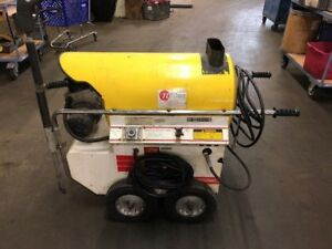 Landa Hot Water Pressure Washer Phw2 11021d Kerosene diesel