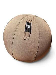 All in Performance Gear Premium Sitting Ball Chair With Non Slip Bottom For Or