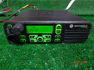 Motorola Xpr4580 Trbo Mobile Radio Xpr 900mhz 806 941 35wt 1000ch Aam27umh9lb1an
