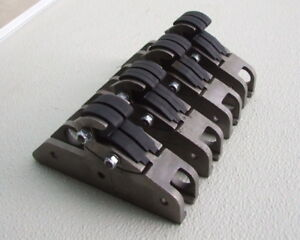 Coats Gripmax Clamps W Black Nylon Inserts For All X series Tire Changers