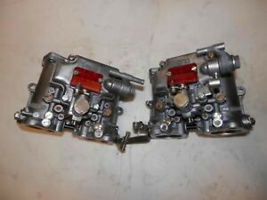 Alfa Romeo Bmw Ford Dellorto 45 Dhla Carburetors