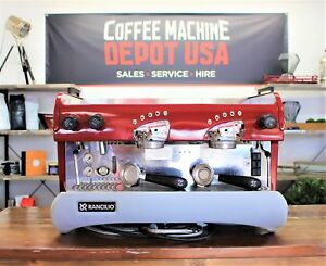 Rancilio Epoca 2 Group Commercial Espresso Coffee Machine