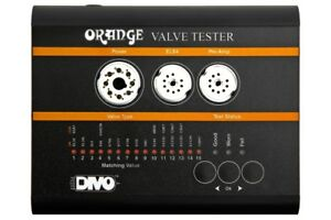 Orange Amplifiers Tube Tester Amp Parts And Accessories