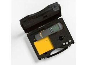 Fluke 820 2 High Intensity Led Digital Stroboscope With Protective Carrying Case