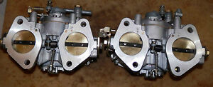Solex C40 Addhe Carburetors Performance Type