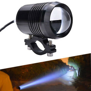 30w U2 Led Spot Light Motorcycle Car Boat Off Road Waterproof Headlight 12v