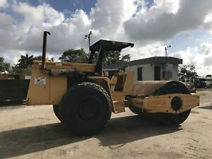 84 Inch Compactor Bomag Bw212d 2 Single Drum Roller