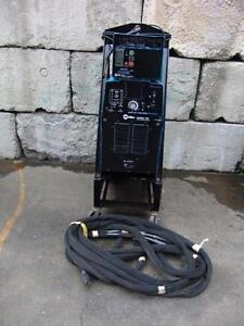 Miller Intellifier 250 Induction Heating Welder With A Ton Liquid Cooled Cable