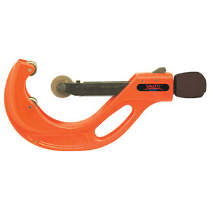 Smato Sm p168 Plastic Pipe Tube Cutter 100 168mm 4 7 For Pvc Plastic Cutter