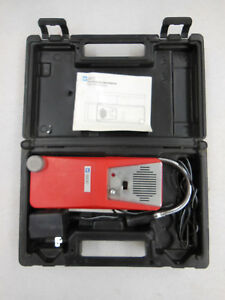 Tif 8800 Co Combustible Gas Leak Detector W Owner Manual Ac Adapter Case