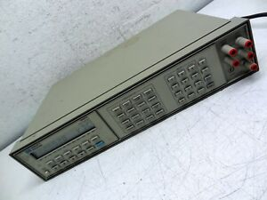 Hp Hewlett Packard 3457a 6 5 7 5 Digit Bench Top system Digital Multimeter