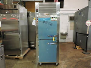 Traulsen Alt132wut hhs Commercial Half Length Door Reach in Freezer
