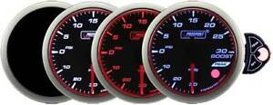 Prosport Halo Series 52mm 3 Color Universal Oil Temperature Gauge