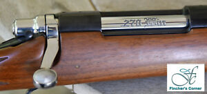 Polish & Engrave Service for YOUR Remington 700 Bolt with Name or Caliber