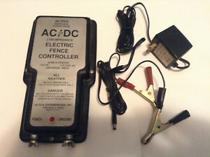 Ac dc Actus Electric Fence Controller 30 Mile