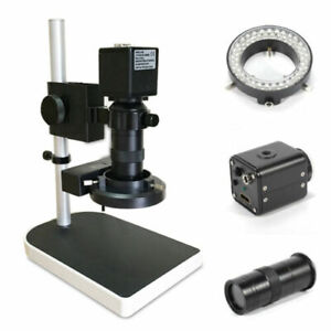 16mp 1080p Hdmi C mount Digital Industry Video Microscope Camera Zoom Lens