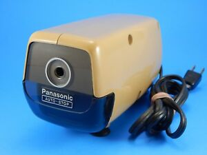 Vintage Panasonic Model Kp 88a Electric Pencil Sharpener