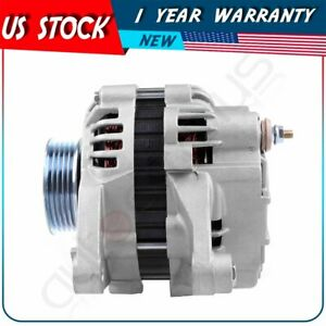 Fit 97 98 99 00 01 02 03 04 Mitsubishi Montero Sport New Alternator 3 0l 3 5l Cw