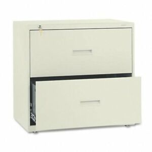 Basyx By Hon 400 Series 2 drawer Lateral File Cabinet