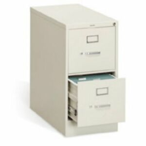 Hon 312 Series 2 drawer Vertical File Cabinet