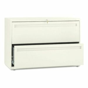 Hon 700 Series 42 Inch Two Drawer Lateral File