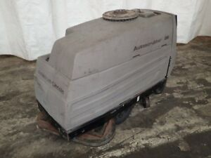 American lincoln Autoscrubber 66 Walk Behind Electric Floor Sweeper 071809