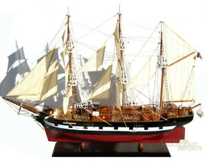 Jeanie Johnston 37 Handcrafted Ship Model