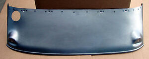 1933 1934 Ford Gas Tank Cover Stock Coupe Sedan Roadster Cabriolet Fordor