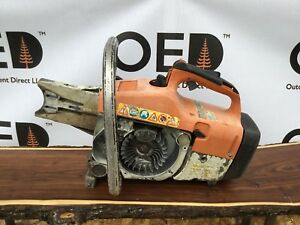 Stihl Ts400 Concrete Cut off Saw Oem Repairs Needed parts Unit Ships Fast