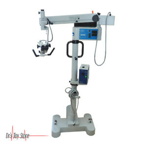 Zeiss Opmi 111 Ent Surgical Microscope On S21 Stand