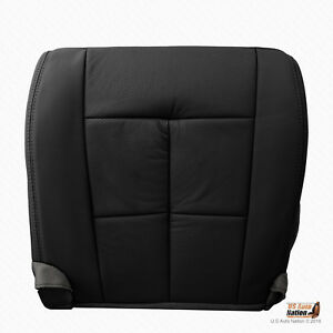 2011 2012 Lincoln Navigator Driver Bottom Replacement Perforatedleather Coverblk