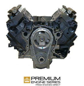 Ford 302 Engine 5 0 H o 1984 1985 1986 Ltd Mustang New Reman Oem Replacement