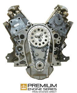 Chevrolet 3 1 Engine 191 Camaro Rs New Reman Oem Replacement 90 91 92
