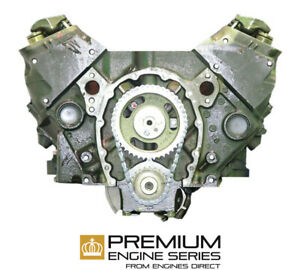 Chevrolet 5 7 350 Engine Cng 2 Bolt 1992 93 C1500 C2500 K2500 New Reman