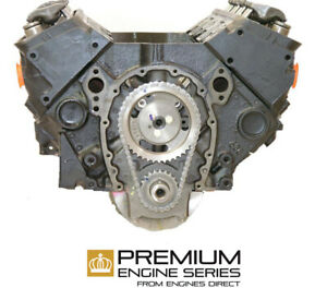 Chevrolet 5 7 350 Engine Caprice New Reman Oem Replacement 90 93 2 Bolt