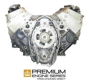 Chevrolet 5 7 350 Lt1 Engine 1996 97 Camaro Z28 New Reman Oem Replacement