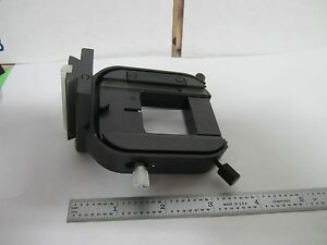 Microscope Part Leitz Germany Condenser Holder As Is Bin r8 02