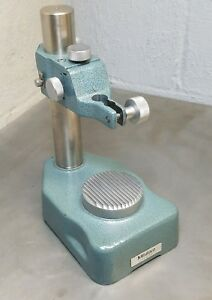 Mitutoyo No 7003 Dial Gage Stand Comparator Inspection Base