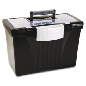 Stx61510u01c Storex Portable File Box