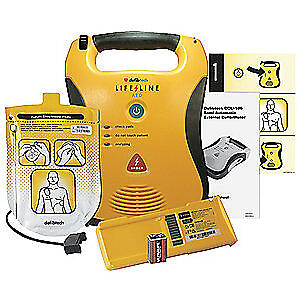 Defibtech Lifeline Automatic Aed With High Capacity Battery Package Dcf a130 en