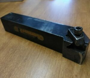 Kennametal Top Notch Carbide Insert 1 1 4 Lathe Threading Tool Holder Nsl 203d