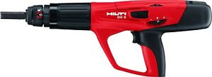 Hilti Dx 460 gr Powder Actuated Grating Tool With Case Brand New