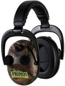 Primos Psdm cmo Analog Dual Earmuffs Hearing Protection Gun Shooting Ear Muffs