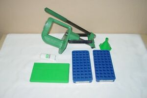 RCBS RS-2 RS2 SINGLE STAGE RELOADING PRESS WITH ACCESSORIES