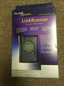 Fluke Networks Linkrunner Cable Tester